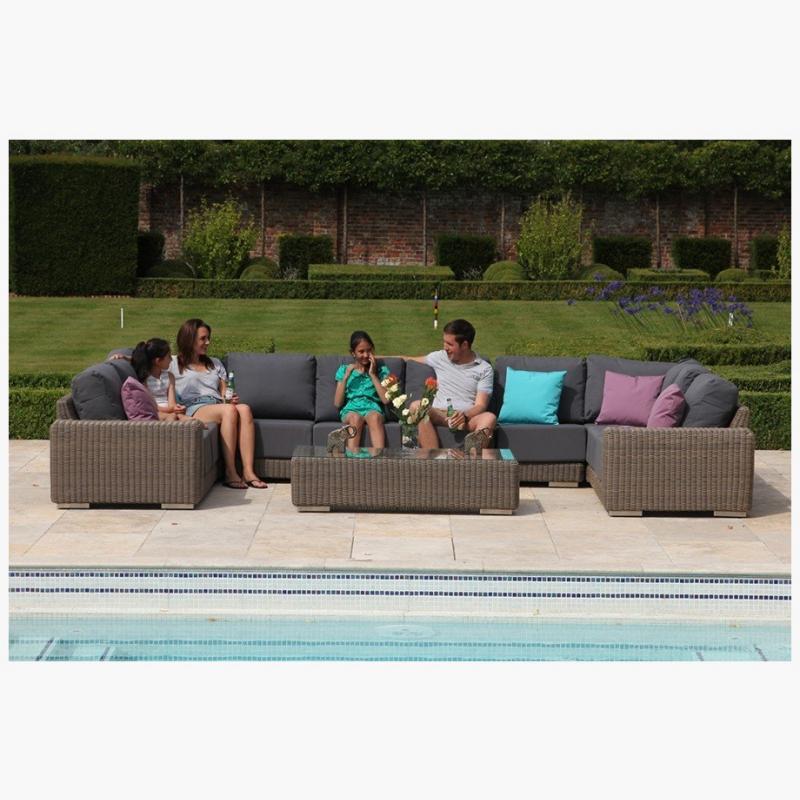 7 Piece Kensington Modular Sofa Set K