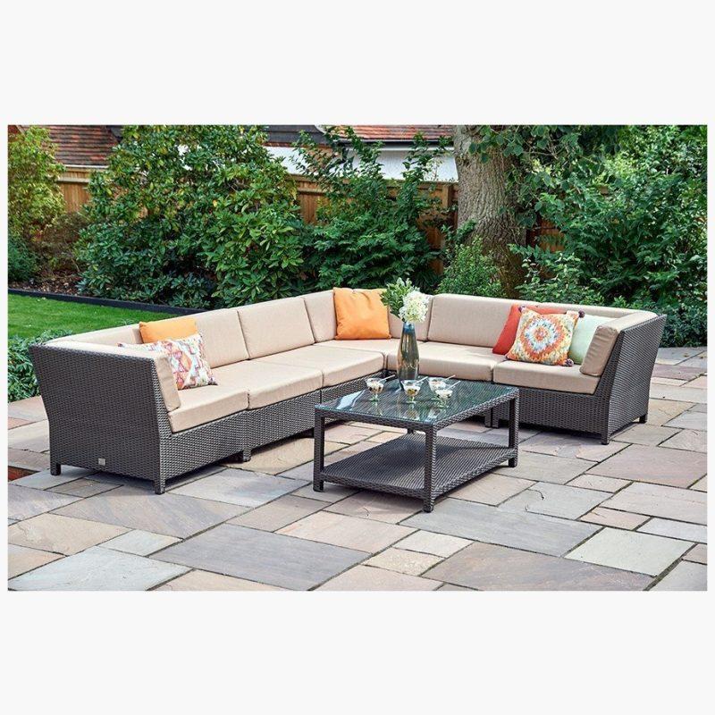 7 Piece Windsor Modular Furniture Set B
