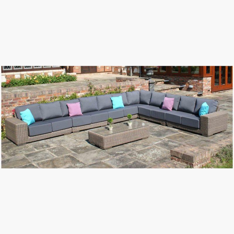 7 Piece Kingston Modular Sofa Set P