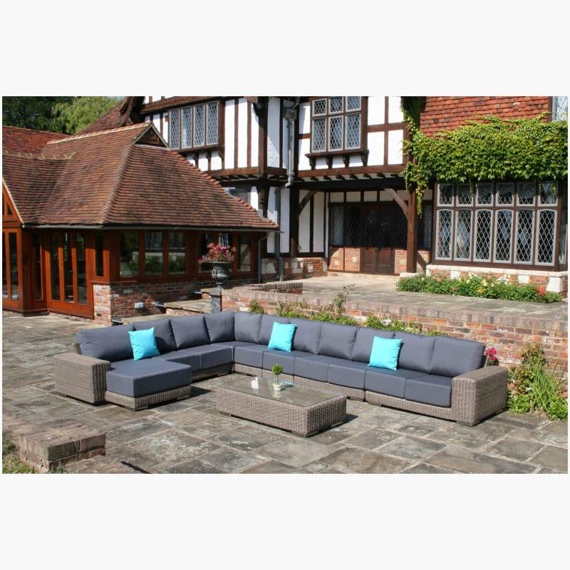 7 Piece Kingston Modular Sofa Set R