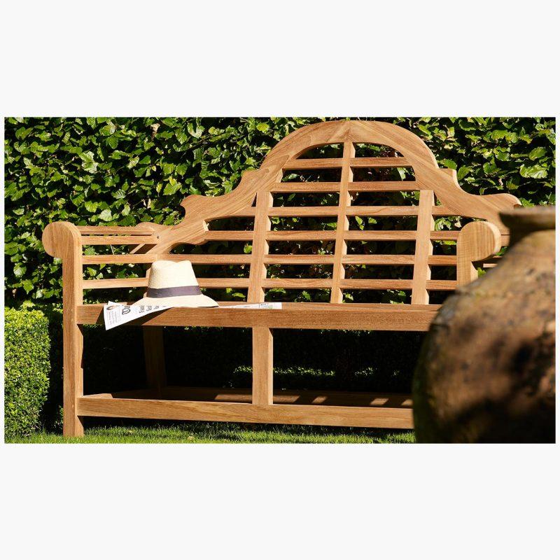 Bramblecrest Luytens Bench