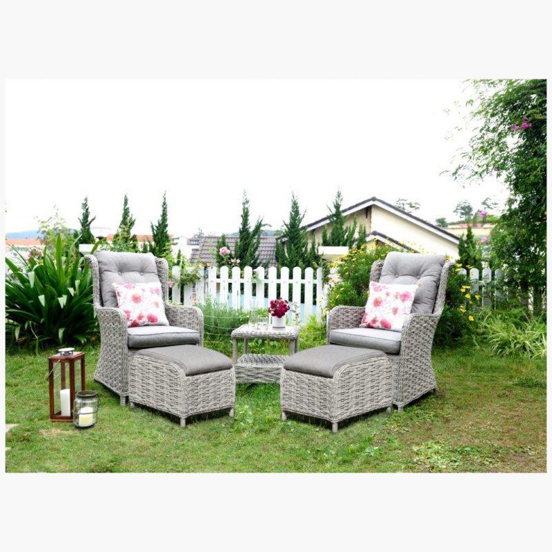 Lifestyle Garden Samoa Companion Set