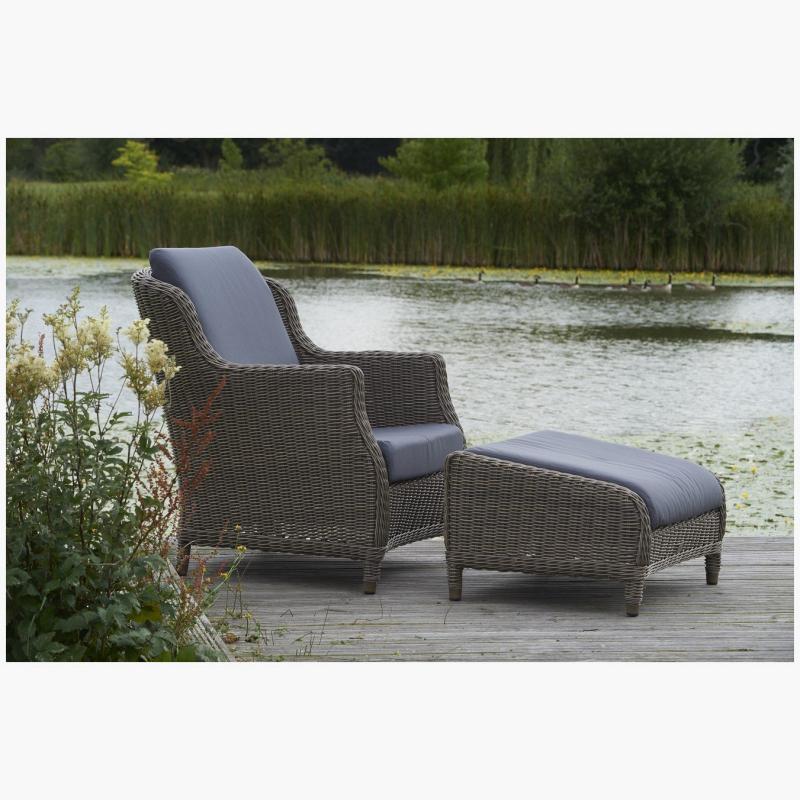 Kensington High Back Lounge Armchair