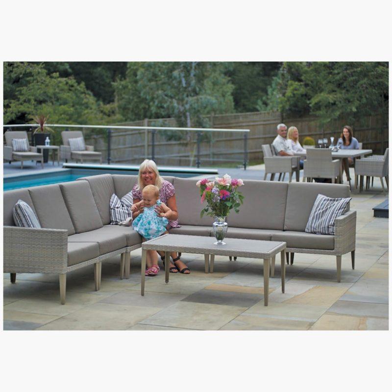 Hampstead Modular Sofa Set D
