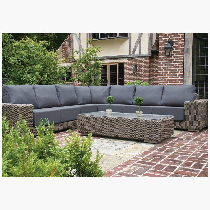 6 Piece Kensington Modular Sofa Set B