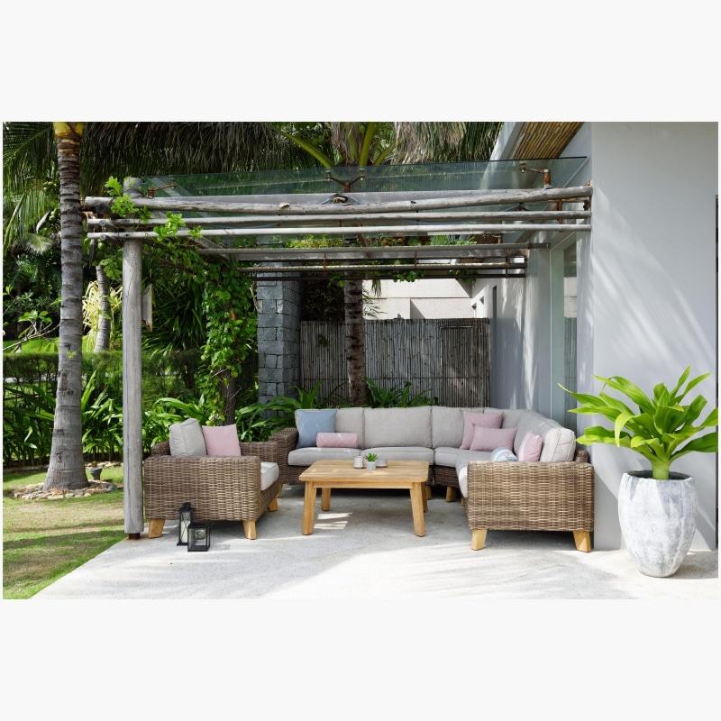 Lifestyle Garden Bahamas Corner Set
