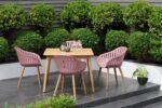 Lifestyle Garden Nassau 4 Seat Dining