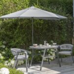Kettler Cassis Balcony Set with Parasol