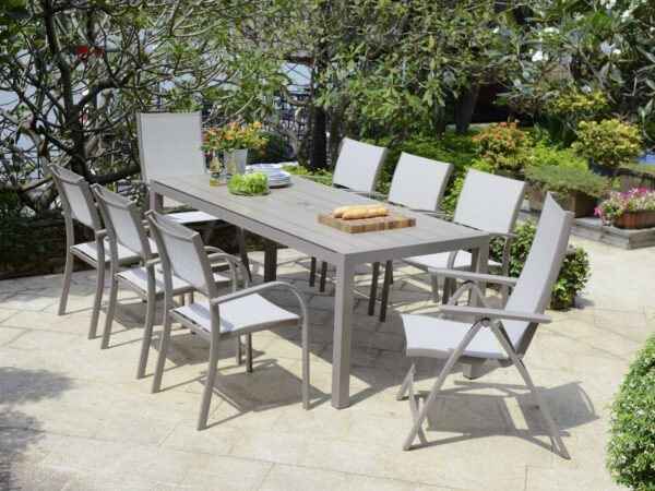 Lifestyle Garden Morella 8 Seat Recliner