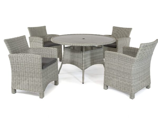 Kettler Palma 4 Seater Table Set