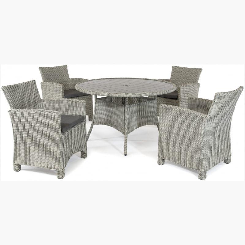 Kettler Palma 4 Seater Table Set