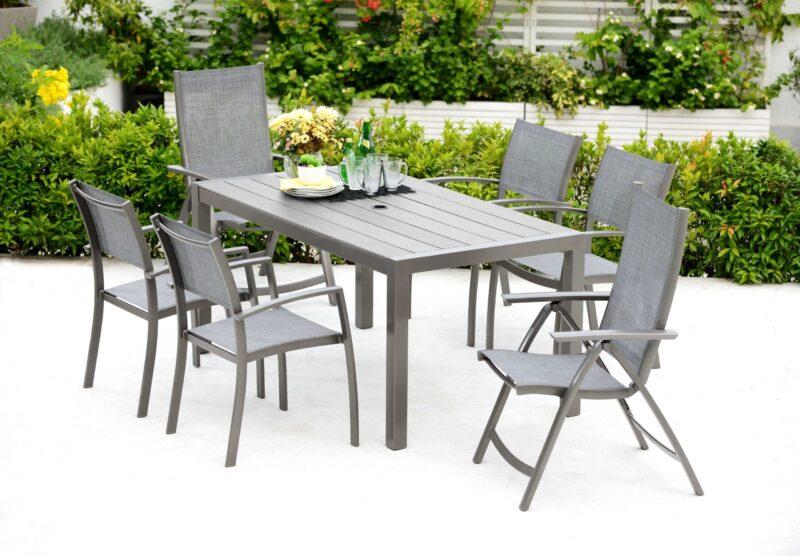 Lifestyle Garden Solana Recliner 6 Seater