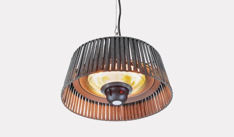 Plush Electric Heater Pendant