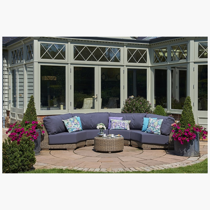 National Trust Cliveden Modular Sofa Set D