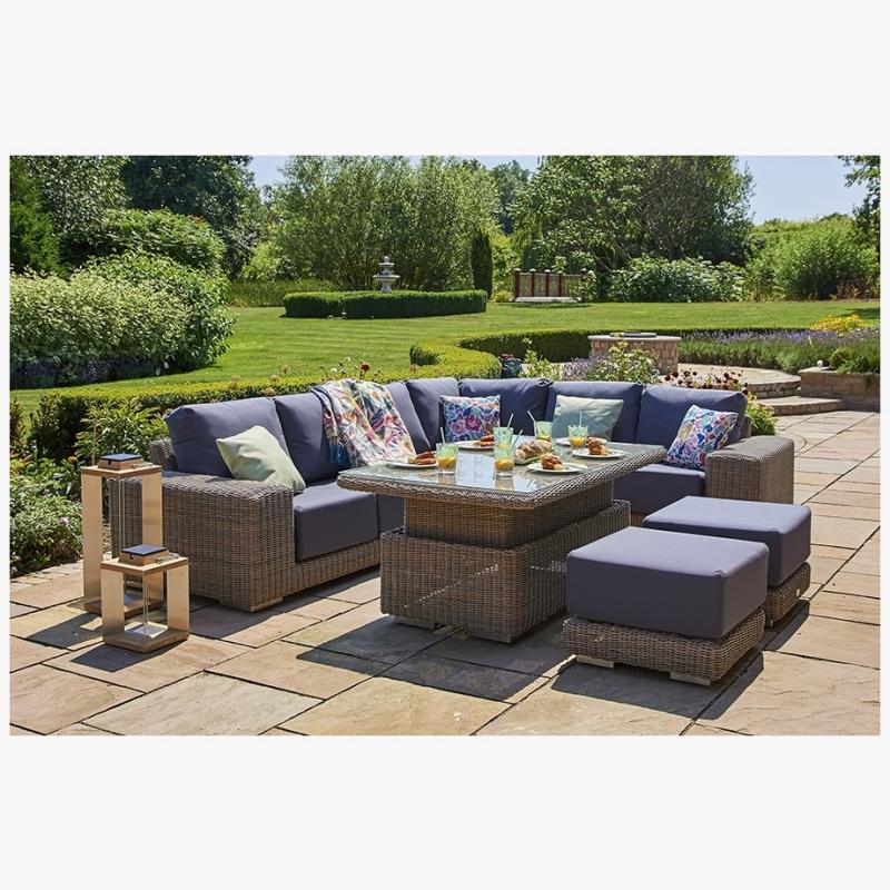 6 Piece Kensington Modular Sofa Set J