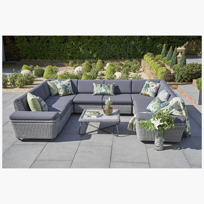 National Trust Cliveden Modular Sofa Set M