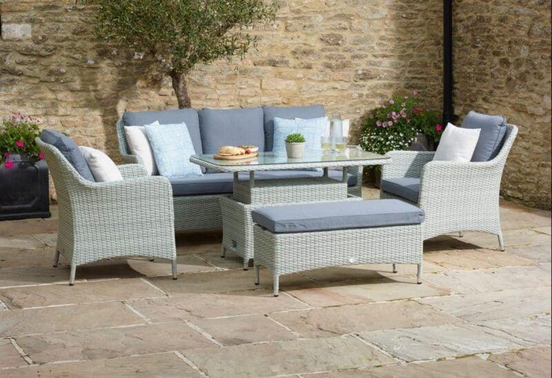 Tetbury Adjustable Sofa Set